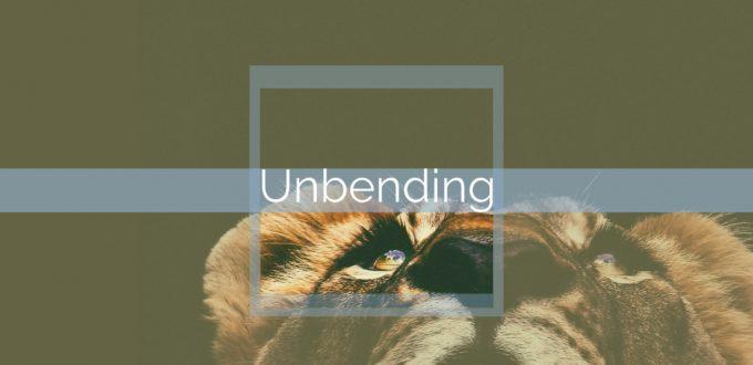 Unbending