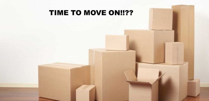 Time to Move On!!??