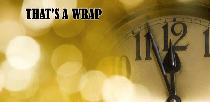 That's a Wrap
