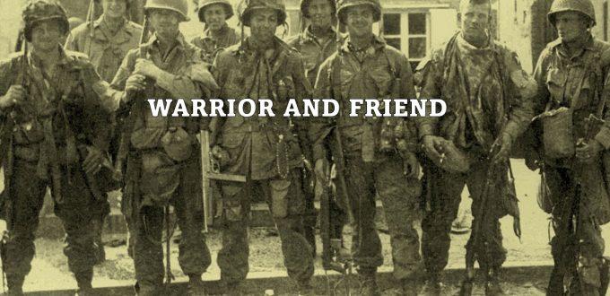 Warrior and Friend